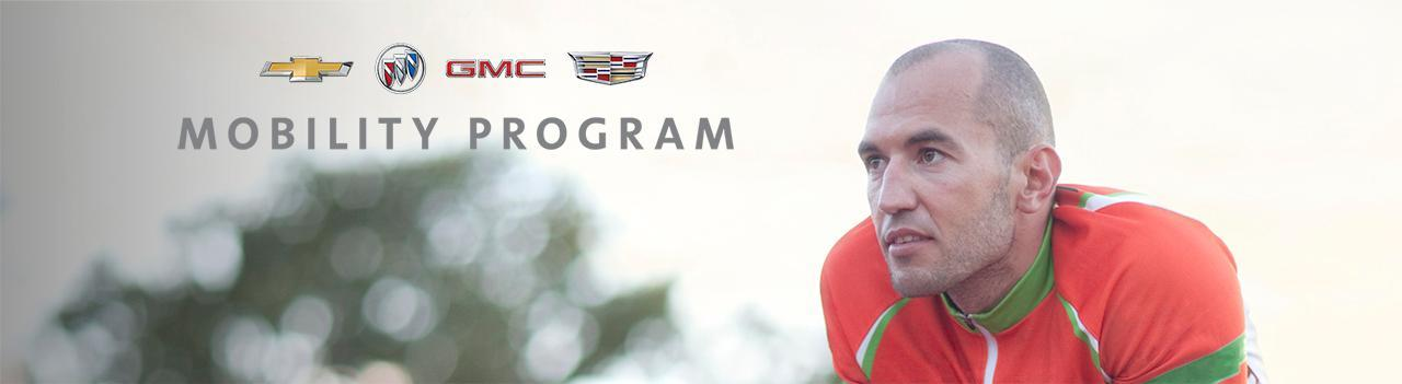 GM Mobility Program | Huron Motor Products