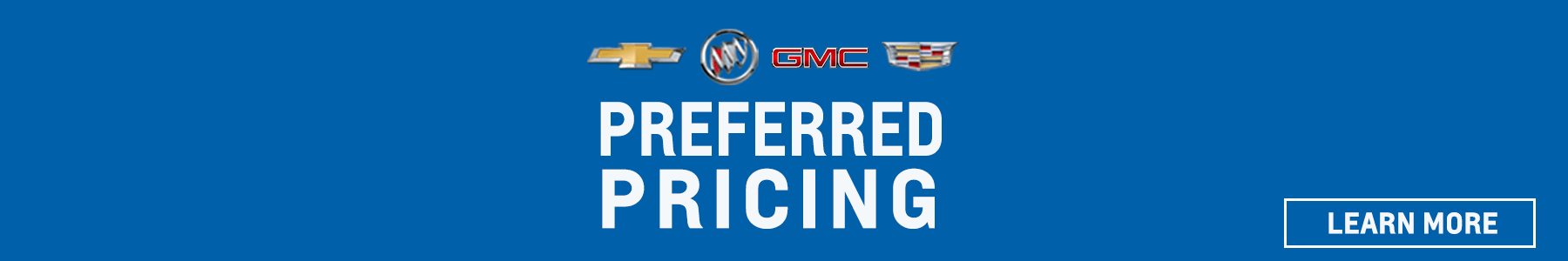 GM Preferred Pricing | Huron Motor Products