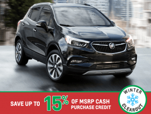 2019 Buick Encore | Winter Clearout Event