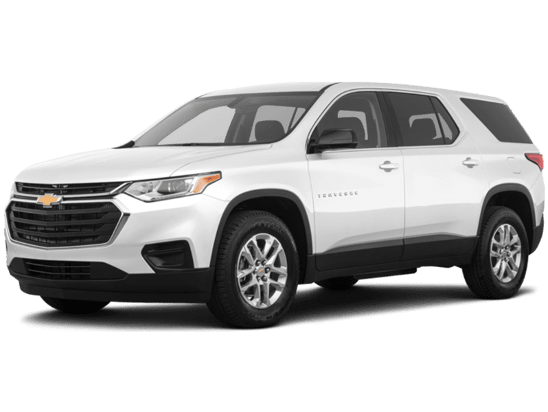 2020 Chevrolet Traverse @ Huron Motor Products