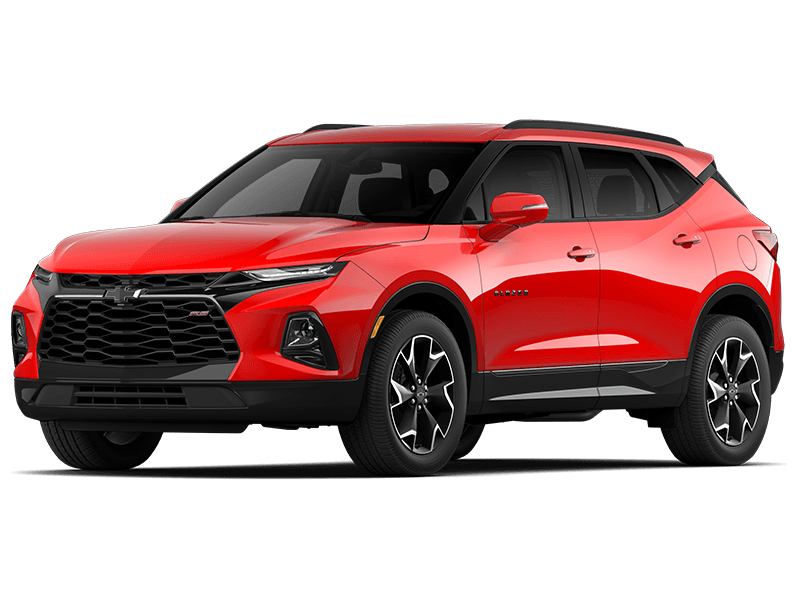 2020 Chevrolet Blazer @ Huron Motor Products