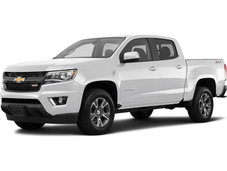 2020 Chevrolet Colorado @ Huron Motor Products