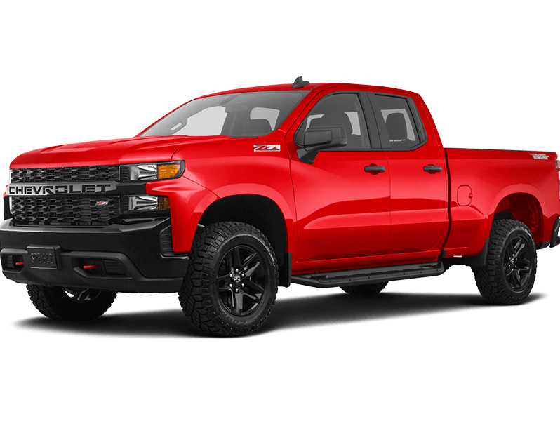 2020 Chevrolet Silverado 1500 Double Cab @ Huron Motor Products