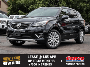 2020 Buick Envision | New Year New Ride Event