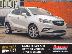 2020 Buick Encore | New Year New Ride Event