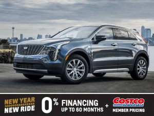 2020 Cadillac XT4 | New Year New Ride Event
