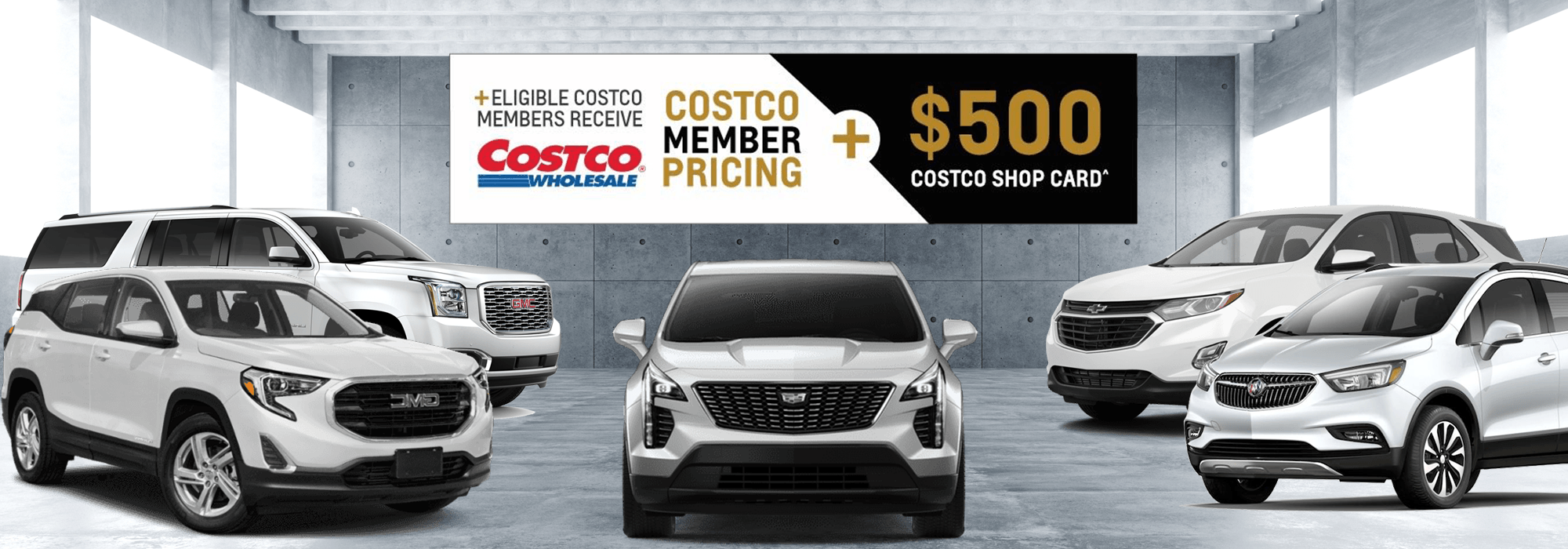 Costco Member Pricing @ Huron Motor Products