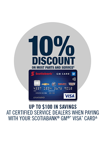 10% Parts & Service Discount @ Huron Motor Products