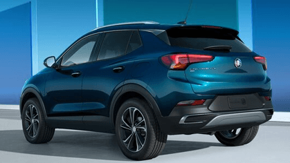2020 ENCORE GX REAR DESIGN