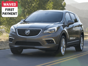 2020 Buick Envision | April Offers | Waive First Payment