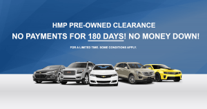 Certified Pre-Owned Clearance