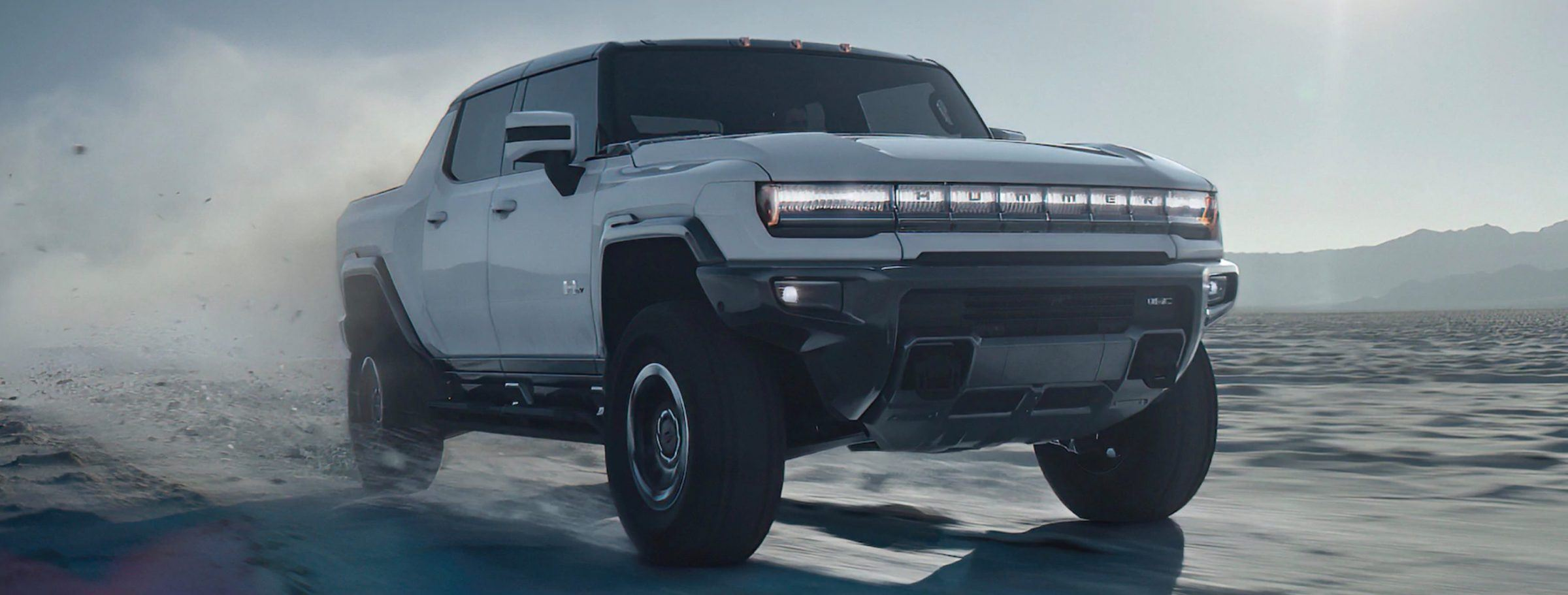 GMC Hummer EV | World's First All-Electric Super Truck
