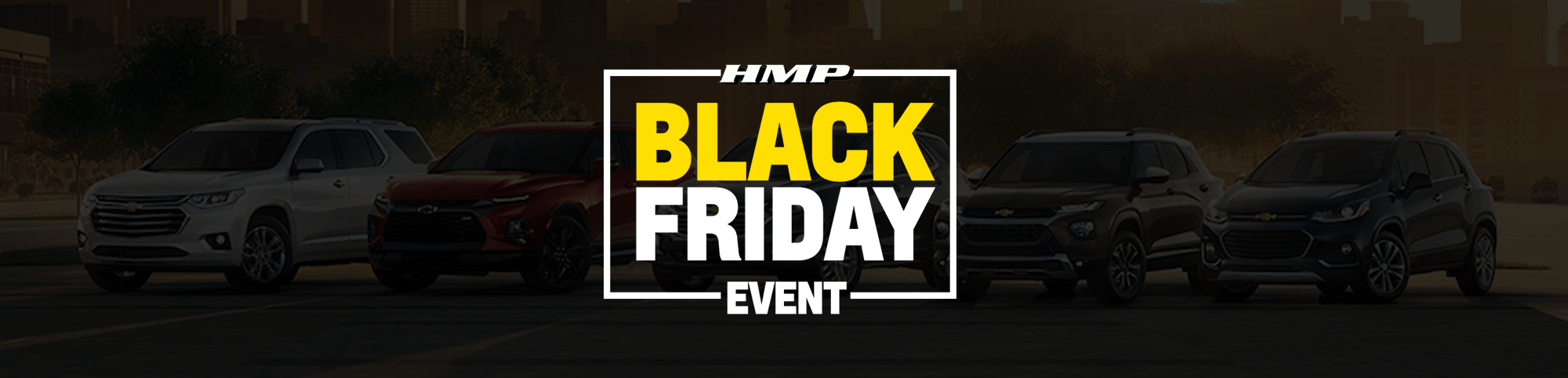 Black Friday Event | Huron Motor Products