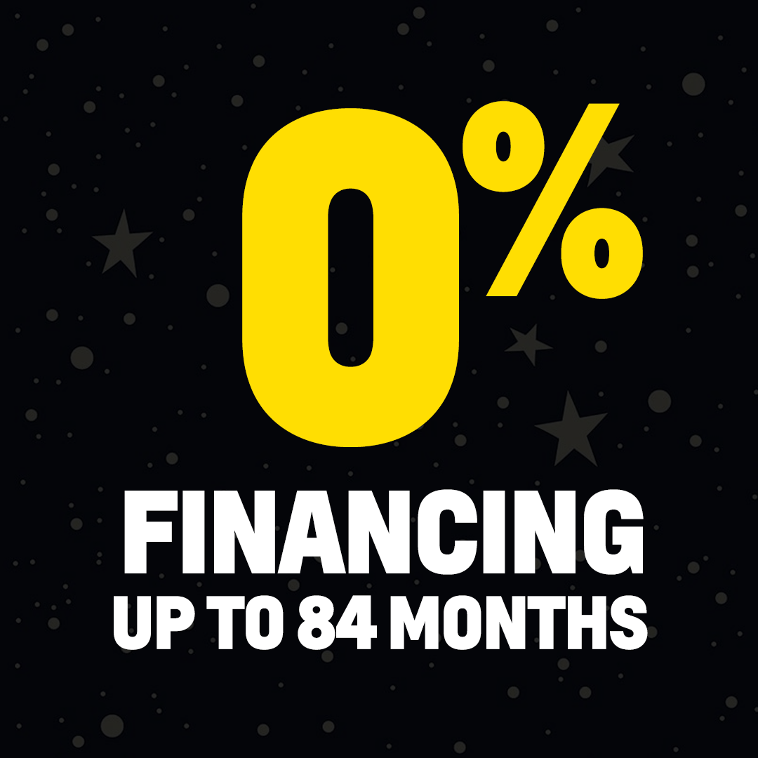 0% Financing Up To 84 Months | Black Friday Event