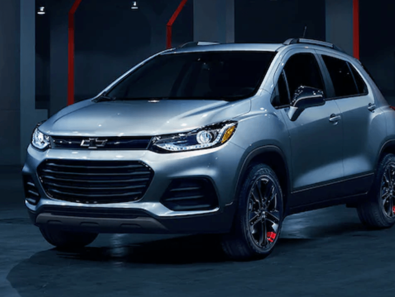 2020 Chevrolet Trax | Black Friday Event
