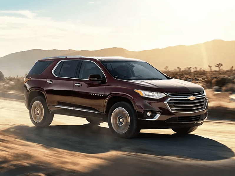 2021 Chevrolet Traverse | Black Friday Event