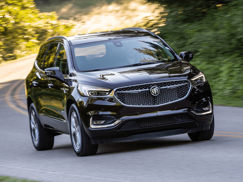 2021 Buick Enclave | Black Friday Event
