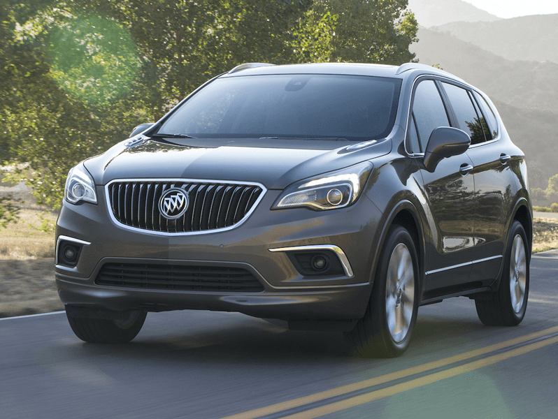 2020 Buick Envision | Black Friday Event