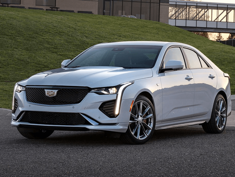 2020 Cadillac CT4 | Black Friday Event