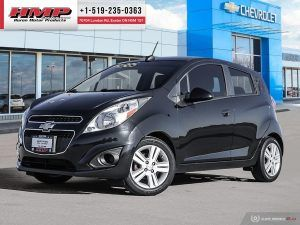 2015 Chevrolet Spark LS | Used Vehicle Clearance
