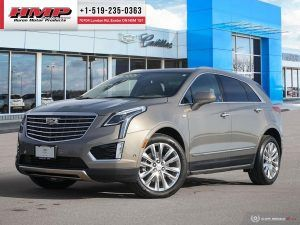 2019 Cadillac XT5 Platinum | Used Vehicle Clearance