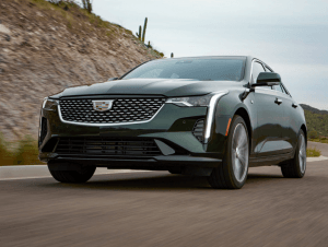 2021 Cadillac CT4 | Current Cadillac Offers
