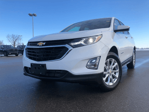 2021 Chevrolet Equinox LT AWD | New Year New Ride Event