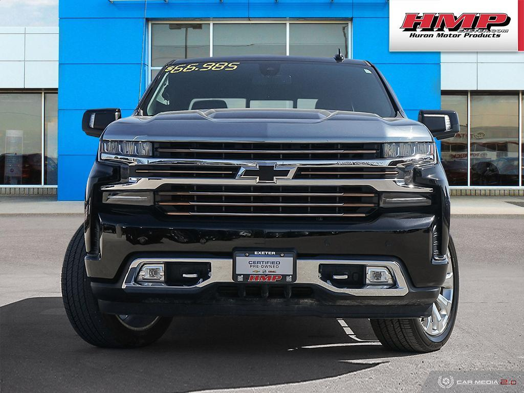 2020 Chevrolet Silverado 1500 High Country | Used Pickup Trucks For Sale