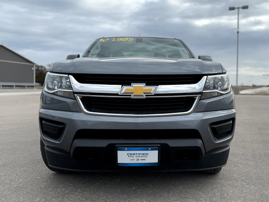 2018 Chevrolet Colorado WT | Used Pickup Trucks For Sale