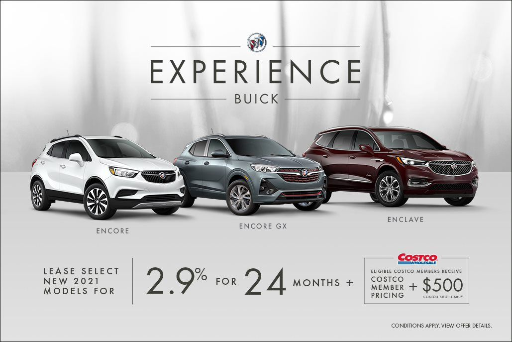 Experience Buick Event | Costco Member Pricing